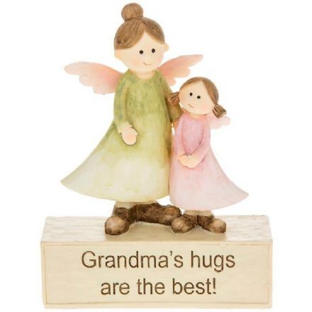 Angelic Thoughts, Grandma's Hugs are the Best